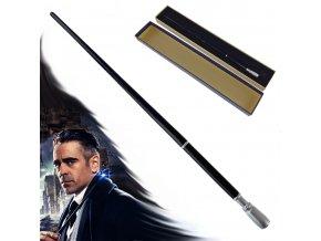 """Kouzelnická hůlka """"PERCIVAL GRAVES"""" Fantastická zvířata (Harry Potter)"""