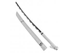 "Meč Inosuke Hashibary ""NINCHIRIN KATANA - INDIGO""  Demon Hunter - Pár"
