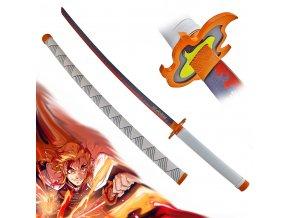 """Ninchirin Katana """"KYOJURO RENGOKU """"  Demon Hunter"""