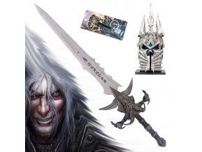"Limitovaná sada ""LICH KING"" Warcraft"