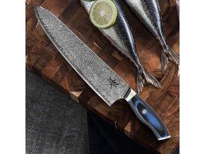 """Damaškový kuchyňský nůž """"MICHAEL MYERS"""""""