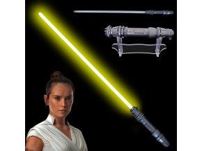 """Světelný meč """"REY"""" Plně kontaktní! Multi-COLOR!!!"""