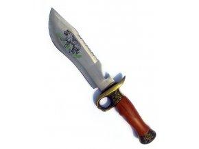 """Masivní pevný nůž """"TIGER"""""""