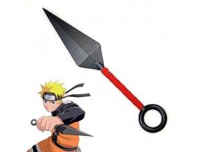"""Naruto vrhací nůž """"NARUTO KUNAI"""" kovové"""