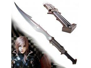 """Masivní meč """"LIGHTNING SWORD"""" game final fantasy"""