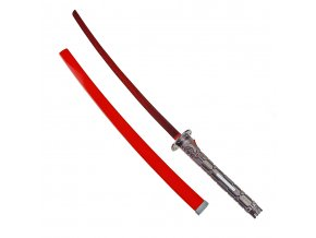 "Meč ""JETSTREAM SAM'S RED SWORD"" game Metal Gear Rising"
