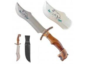 """Táborový nůž """"MASTER MYSTERY CAMPING"""""""