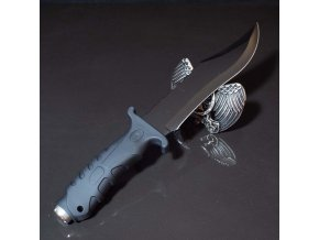 """Bojový nůž """"TEMNÝ RYTÍŘ"""""""