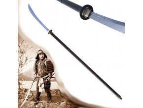 "Japonská naginata ""BUDŽINKAN"" s pochvou!"