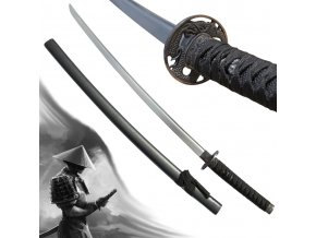 "Katana ""DRAGON OF JAPAN"" tvrdá ocel!"