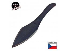 """Gigantický vrhací nůž """"CHLADNEZBRANE.EU BLADE"""" železný"""
