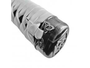 """Michonne's Katana """"THE WALKING DEAD"""" se zádovým přehozem - OSTRÁ!"""