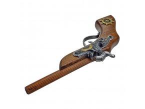 """Kapslíková pistole """"PIRATE LIFE FOR ME"""" dětská"""