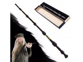 """Bezová hůlka """"ALBUS DUMBLEDORE"""" Harry Potter"""
