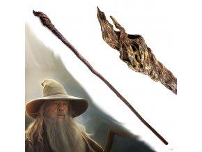 "Gandalfova hůl ""GANDALF THE GREY"" Pán Prstenů"