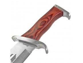 """Masivní nůž """"RAMBO 3"""" bowie!"""