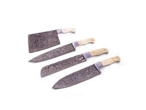 "Sada damaškových kuchyňských nožů ""EUROPIAN CLASIC"""