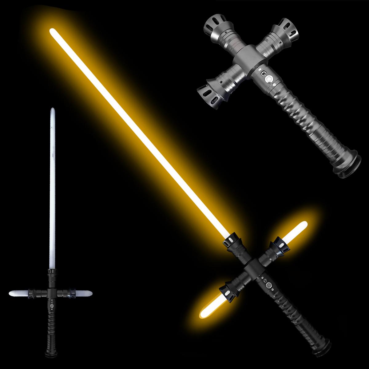 """Svetelný meč """"SURVIVOUR OF MALACHOR"""" plne kontaktný, Multi-color"""