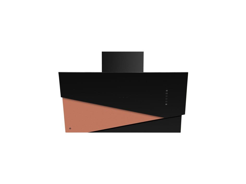 0048227 odsavac sikmy kominovy trio copper cdp9001cz 550