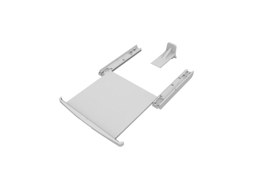 0047260 spojovaci mezikus mezi pracku a susicku s vysuvnou polickou skd01 550