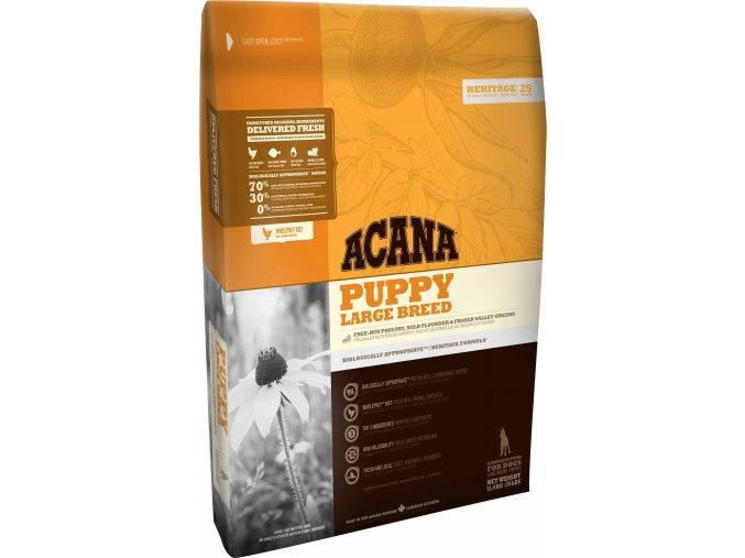 Acana dog puppy large breed 1800