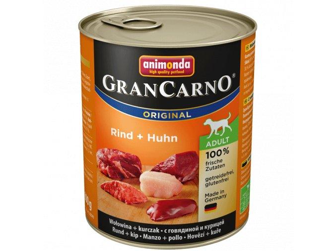 abb animonda produkt grancarno original adult 82741