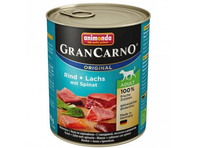 abb animonda produkt grancarno original adult 82765