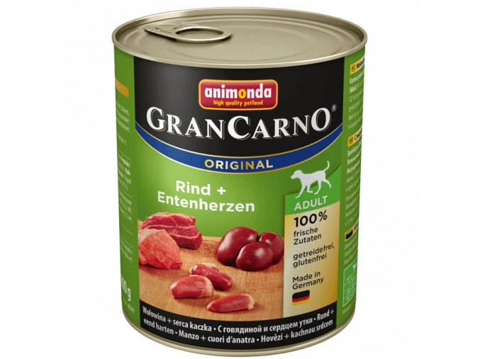 abb animonda produkt grancarno original adult 82747