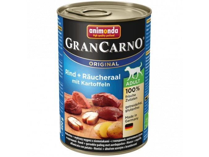 abb animonda produkt grancarno original adult 82755