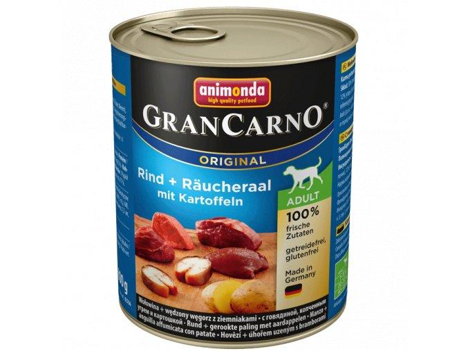 abb animonda produkt grancarno original adult 82766