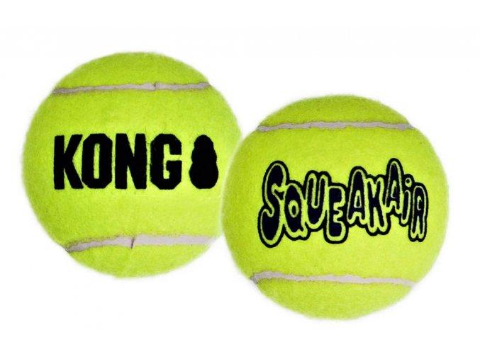 hračka pre psa tenisova lopticka kong
