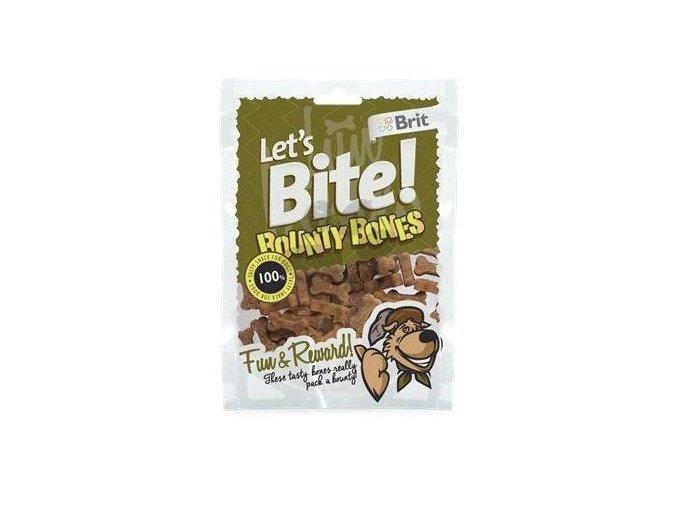 LET' S BITE dog pochúťky Bounty Bones 150 g