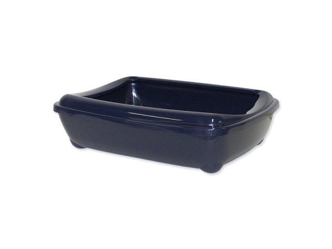 MAGIC CAT toaleta Economy s okrajom modrá 50 cm
