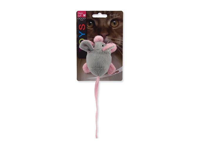 Hračka MAGIC CAT myška hrkajúca s catnipom 22,5 cm