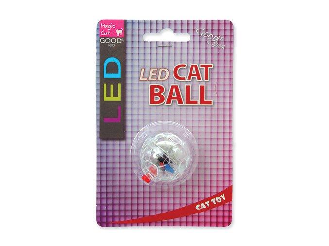 Hračka MAGIC CAT LED loptička svietiaca 3,75 cm