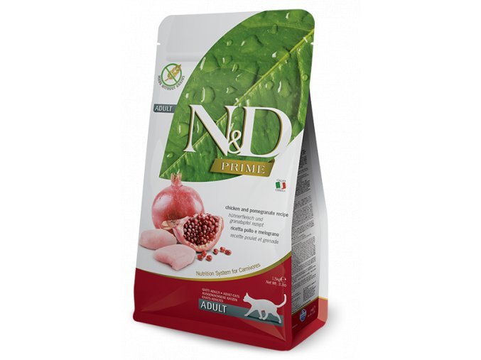 farmina nd prime adult chicken pomegranate