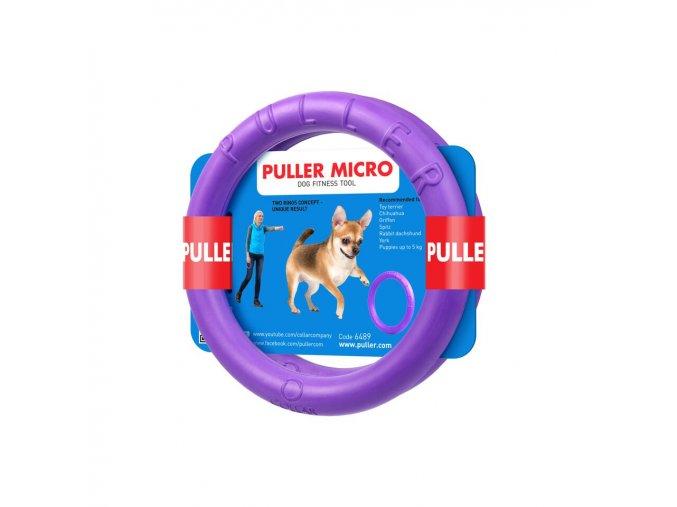 1329 puller micro vycvikova pomocka pre najmensie psy