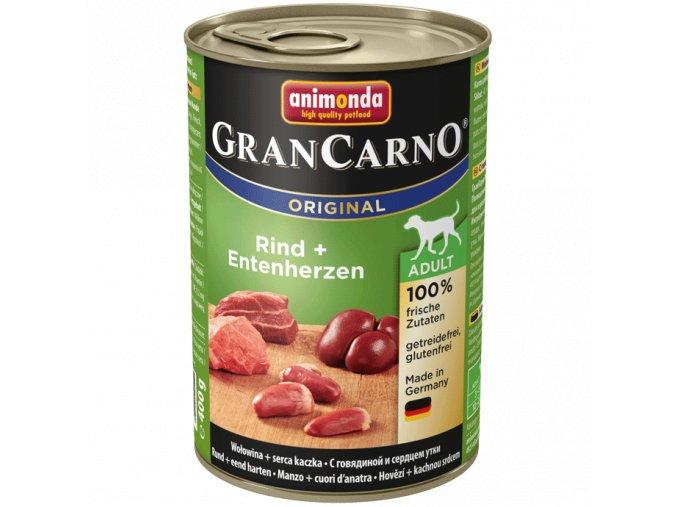 abb animonda produkt grancarno original adult 82746