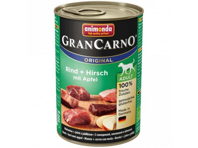abb animonda produkt grancarno original adult 82753
