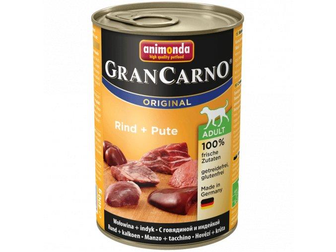 abb animonda produkt grancarno original adult 82734