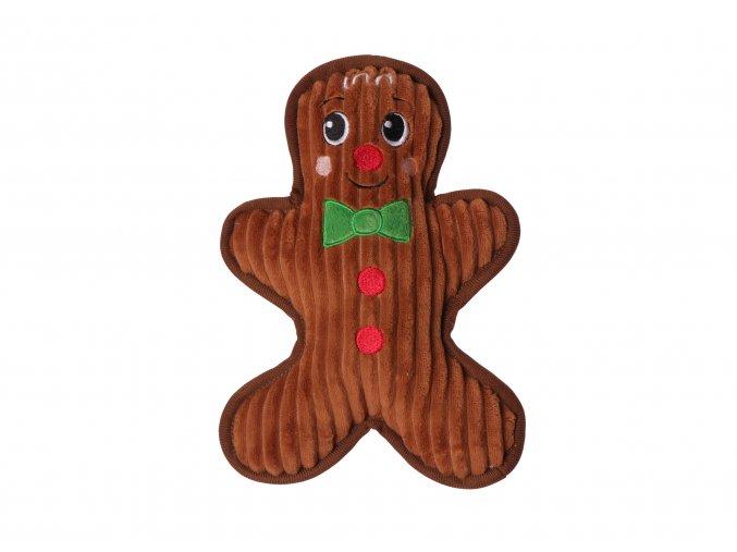 3095 piskajuca vianocna hracka pre psa pernicek