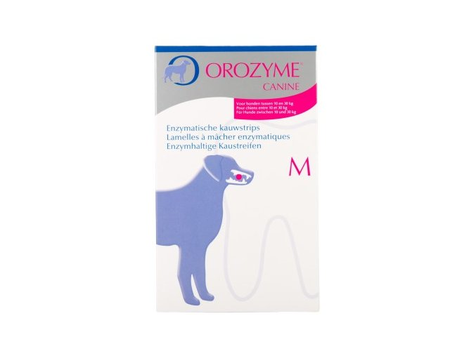orozyme canine kauwstrips 91086 0500 none