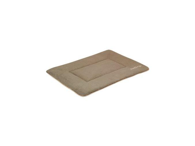 1650 podlozka pre psa red dingo sedohneda insulated adventure mat