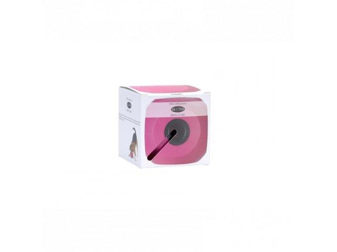 hracka buster interaktivna kocka pre psa do 10 kg ruzova
