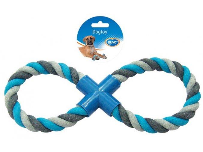 duvo dvojite lano na pretahovanie