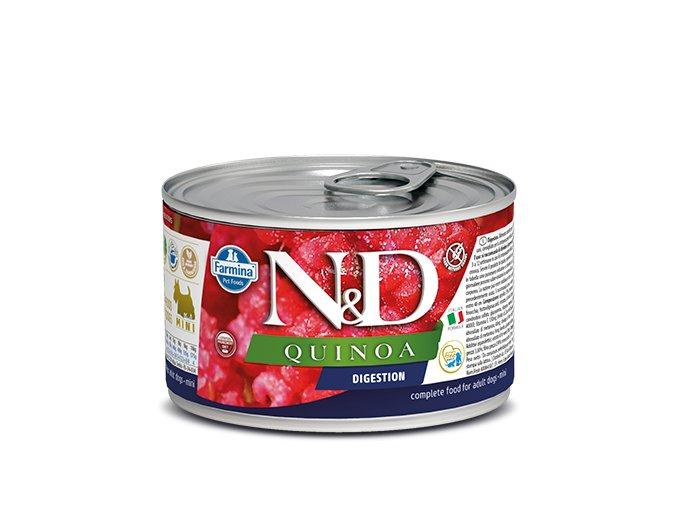 539 27 nd quinoa canine 140g digestion (1)