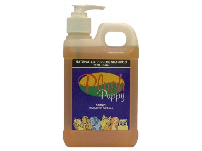 374 sampon natural all purpose shampoo 500ml