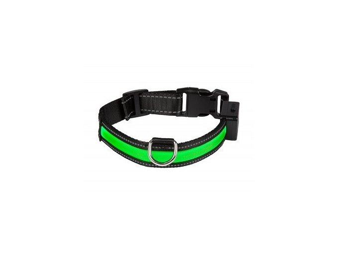 light collar green