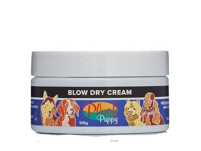Plush puppy Blow Dry Cream 105g