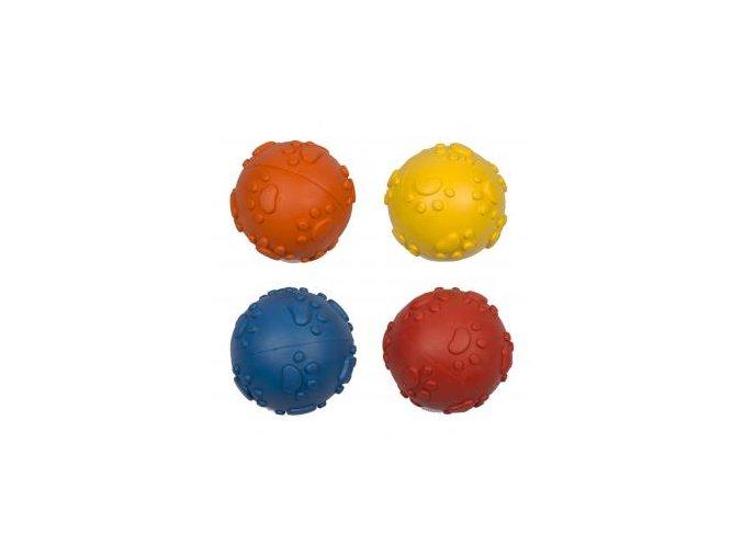 duvo hračka lopta s labkami